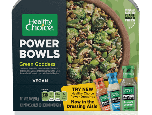 Conagra Brands, Healthy Choice, power bowls, vegan