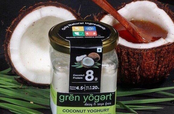 grenyogert's Coconut Yoghurt