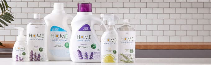home made simple produkte products