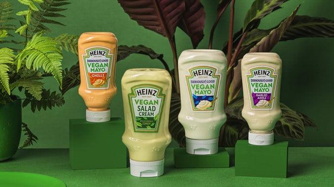 Heinz mayo salad cream