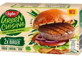 iglo GC Burger