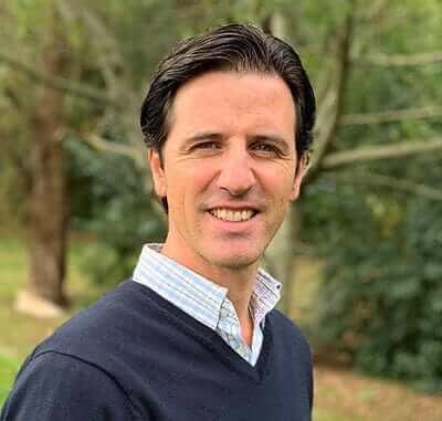 Inigo Charola, CEO EthicaMeat