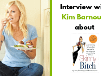 Kim Barnouin – author of skinny bitch