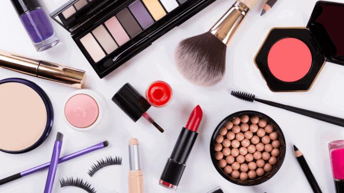 vegane Kosmetik in allen Formen und Farben