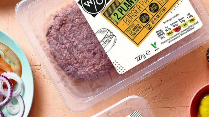 lidl WO Meat burger