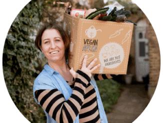 Maxine Duncan, Vegan Apron