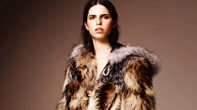 Burberry Fur