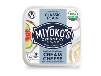 Miyoko's cream cheese
