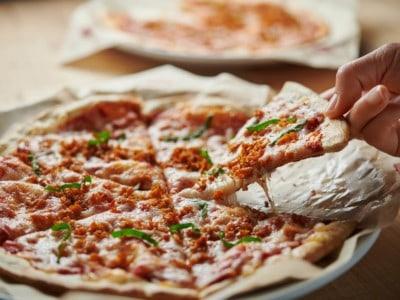 MOD Pizza italian sausage