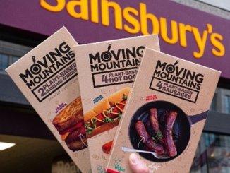 Moving mountains Sainburys