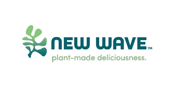 new wave food logo