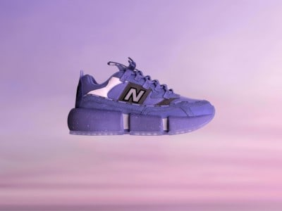The NB for Jaden Smith Vision Race New Balance
