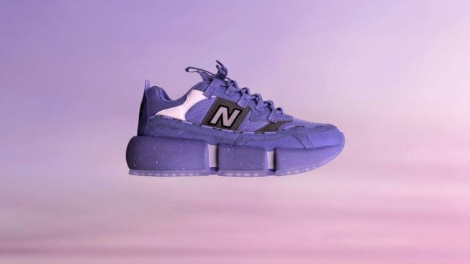 The NB for Jaden Smith Vision Race New Balance