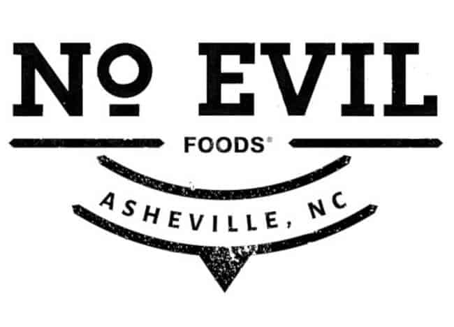 logo no evil food