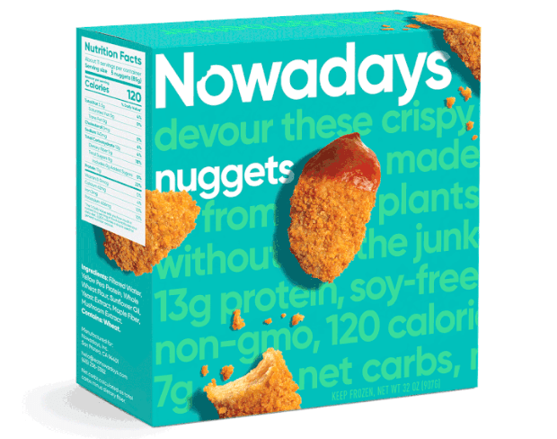 Nowadays nuggets