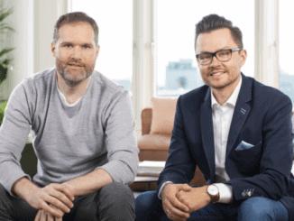 Helge Weitz und Tobias Goj von Oatly
