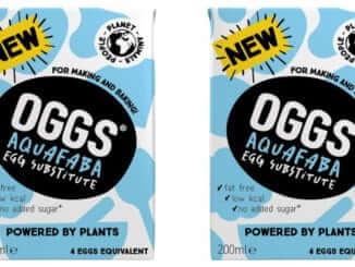 Oggs launches aquafaba egg alternative