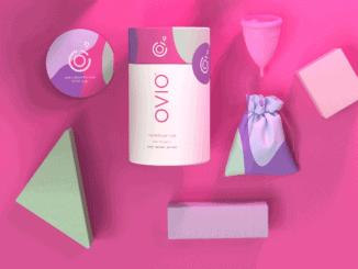 OVIO menstrual cup
