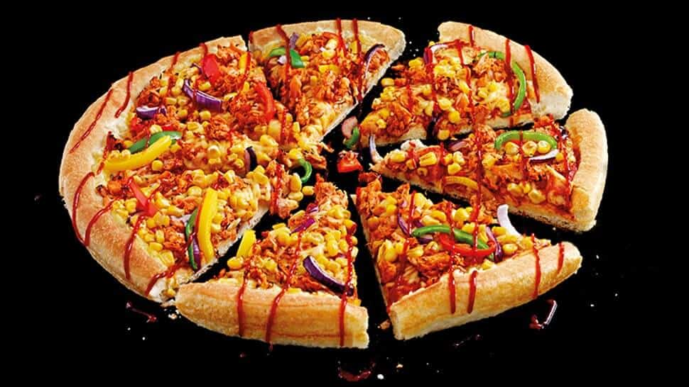 Pizza Hut vegan
