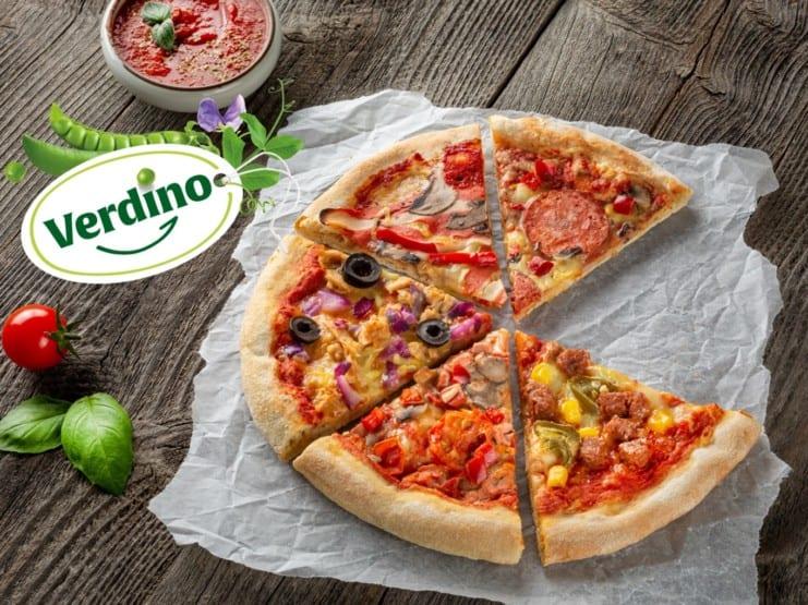 pizza verdino