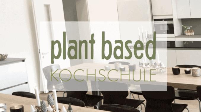 Die plant based Kochschule in Hannover