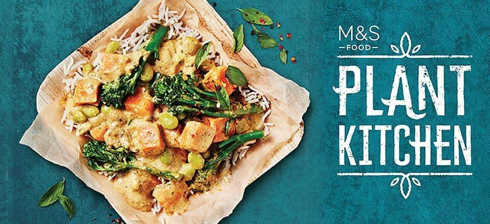 M & S Plant Kitchen