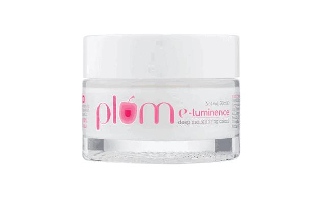 Plum skincare