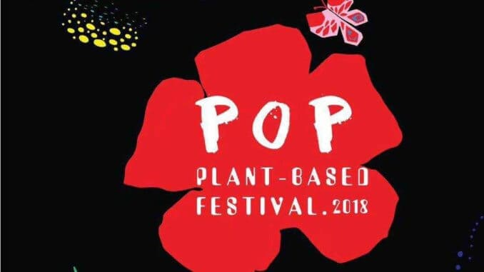 pop plantbased festival