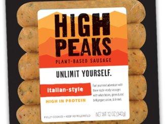High Peaks sausage