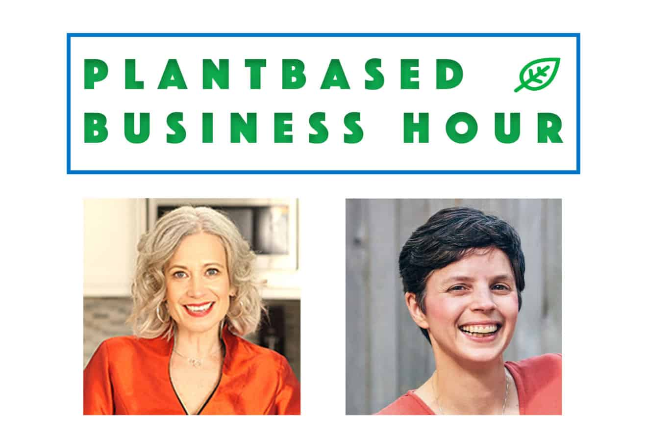 No Harm, No Fowl: CEO of Rebellyous Foods, Christie Lagally, on The Plantbased Business Hour