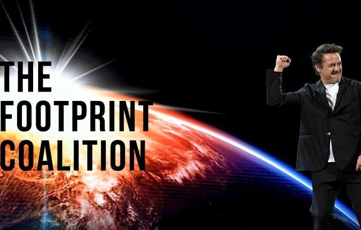 Footprint Coalition Robert Downey Jr