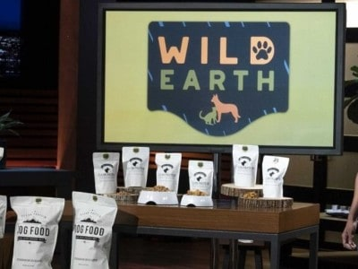 shark tank wild Earth