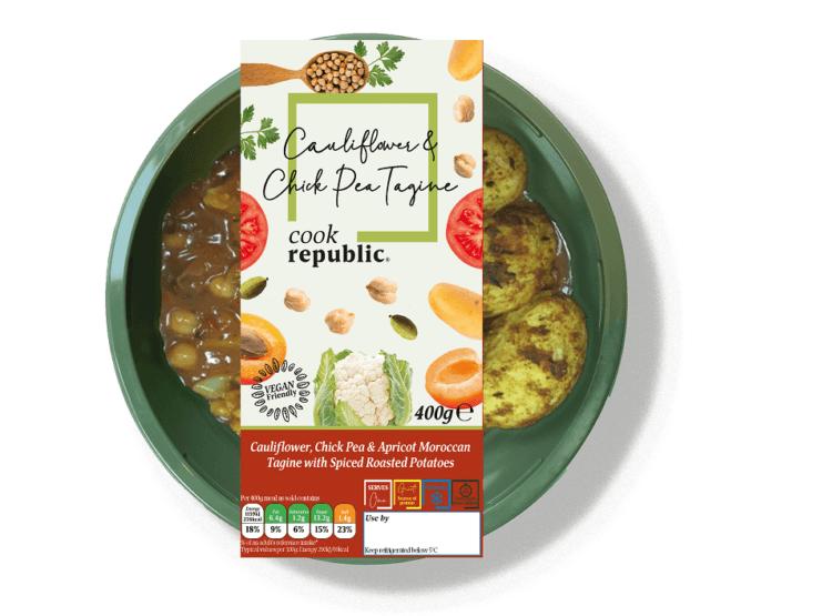 Swift Fine Foods ready meals