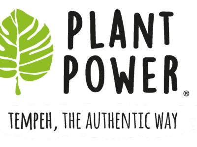 Plant Power tempeh