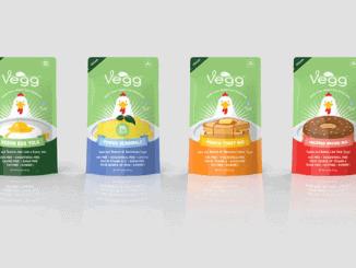 the vegg product range