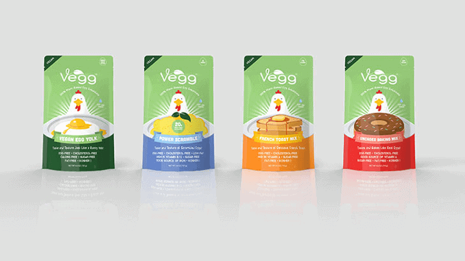 the vegg product range