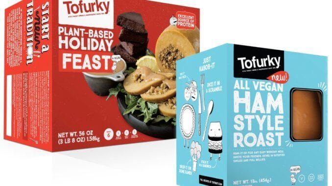 tofurky - new ham