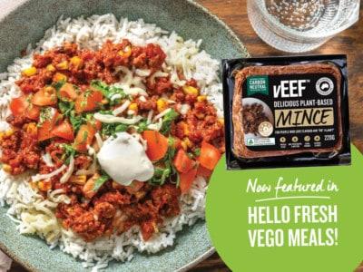 Fenn Foods vEEF Hello Fresh
