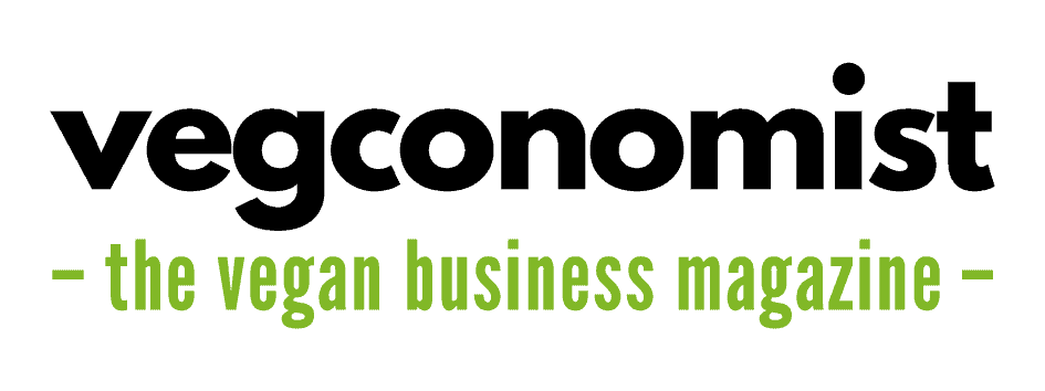 vegconomist - the vegan business magazine logo
