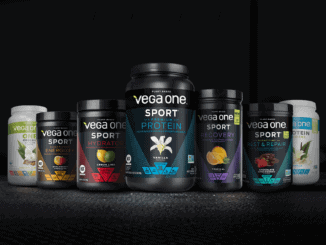 Danone has launched its plant-based Vega One protein products in China