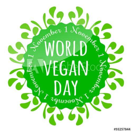 What Does vegconomist do on World Vegan Day?