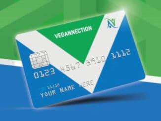 vegannection kreditkarte creditcard
