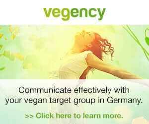 vegency - Communicate effectively with your vegan target group in Germany