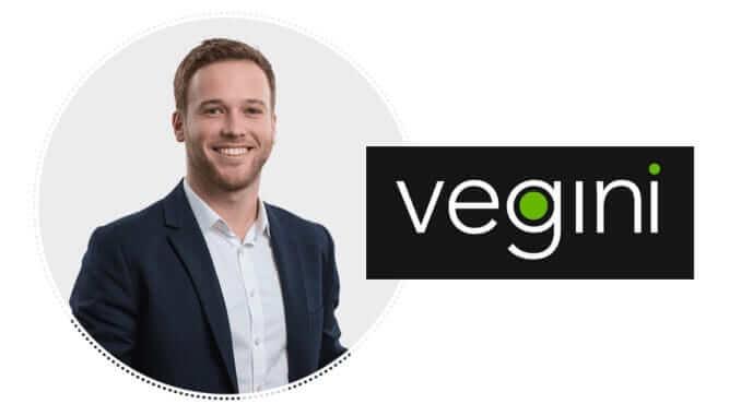 Lukas Wischenbart – Verantwortlicher für Marketing & Sales bei vegini