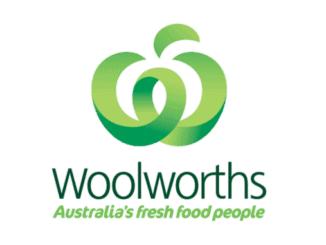 Logo Woolworth Australia