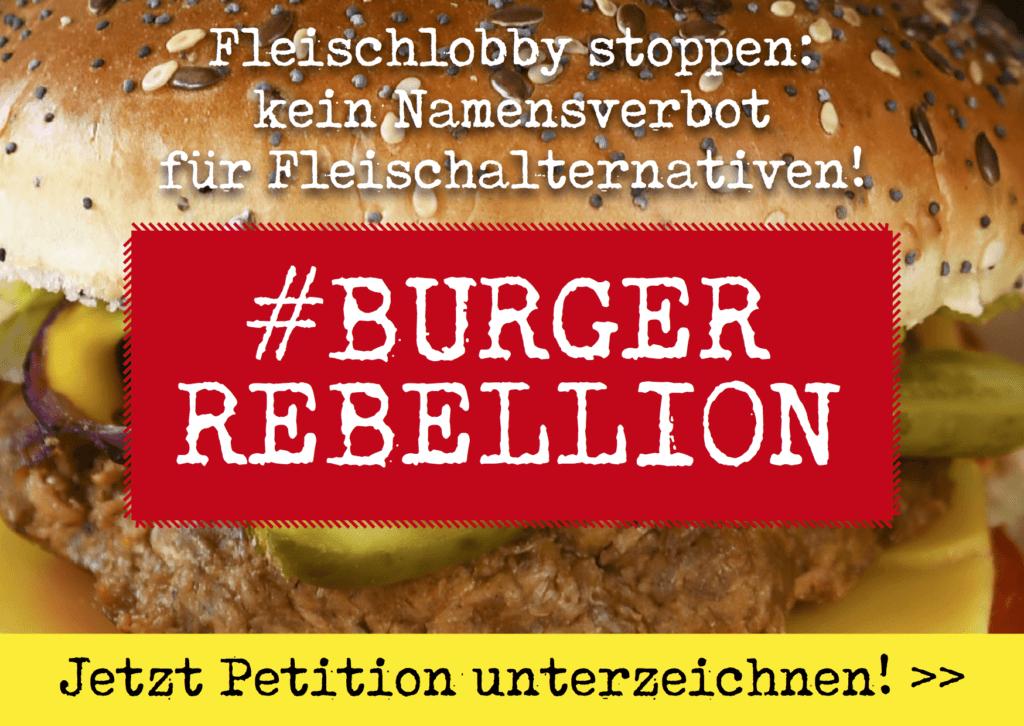 BurgerRebellion Flyer