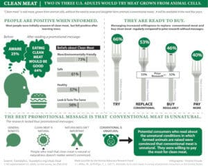 Clean Meat Infographic Concept3 REV COLOR BLUE