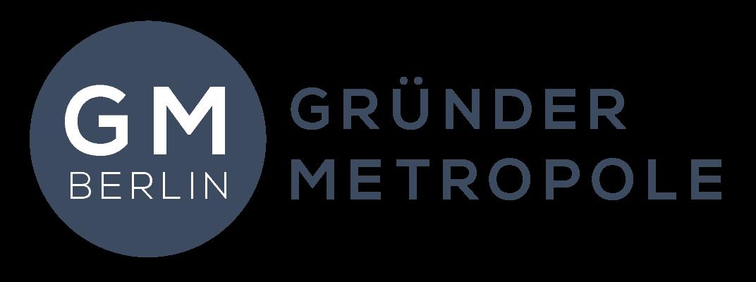 Gründer Metropole Berlin logo