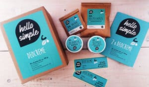 Hello Simple Produkt product