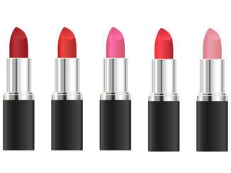 Lippenstift kosmetik pflege
